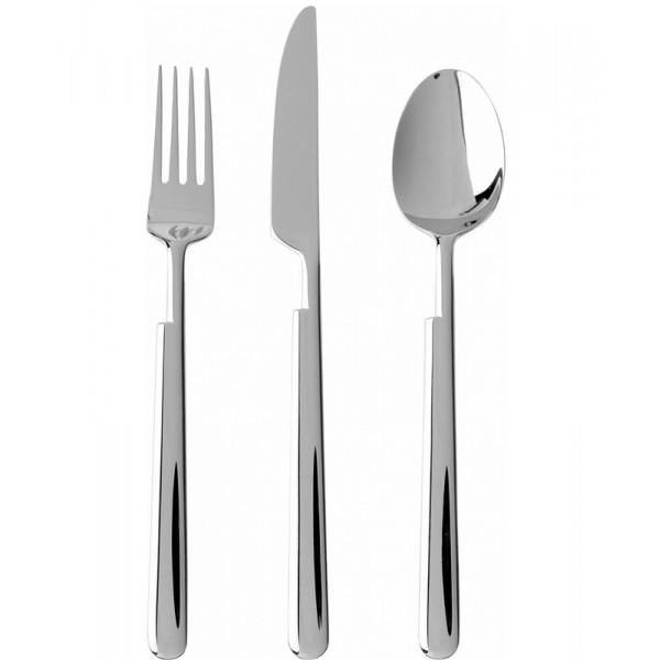 LEGER dinner cutlery - SET OF 6 PIECES