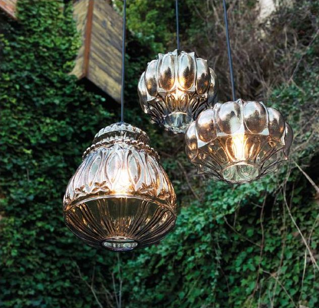 GINGER OUTDOOR suspension lamp