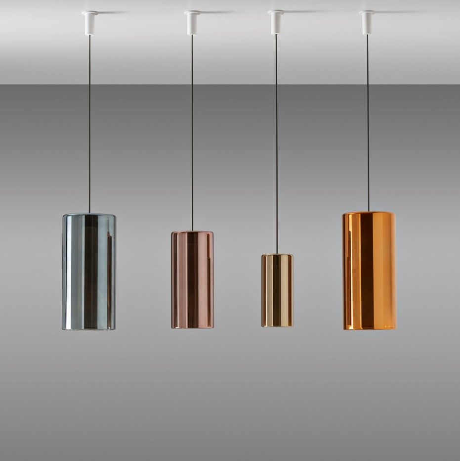 LIT suspension lamp