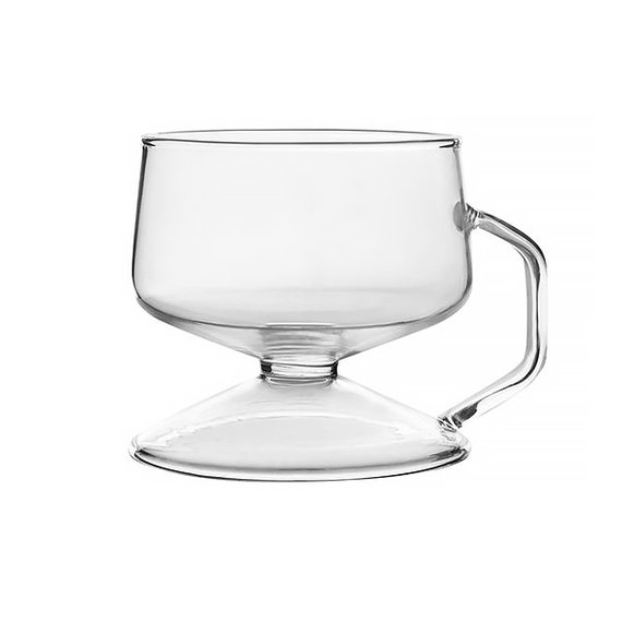 OLO hot drinks glass - SET OF 2 PIECES