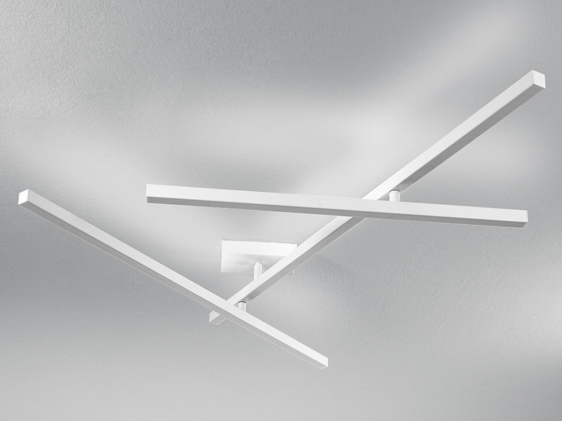 CARMEN WITH 3 ARTICULATED ARMS ceiling lamp